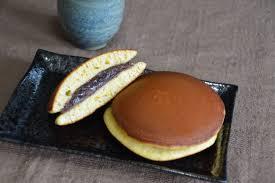 和菓子(どら焼き)