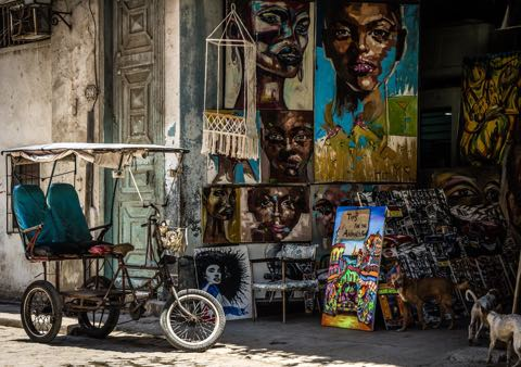 Cuba (Photo by Ricardo L Tamayo on Unsplash)