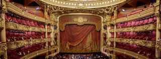 ヨーロッパのオペラの劇場