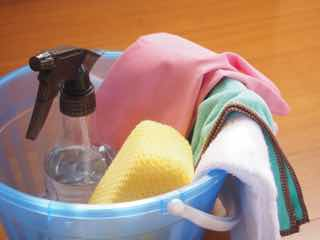 バケツにはいった洗剤セット