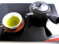 お茶と急須