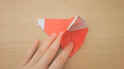 折り紙・栗 7ー1