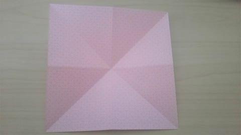 折り紙・うさぎ風船2