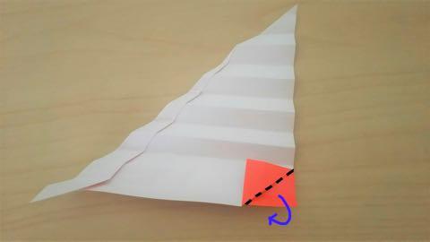 折り紙・落ち葉 8