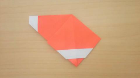 折り紙・栗 7ー2