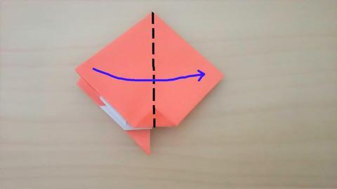 折り紙・栗 10