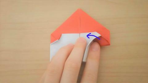 折り紙きのこ8