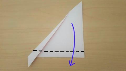 折り紙・落ち葉 3