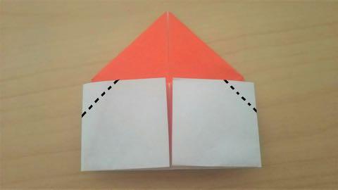 折り紙きのこ7