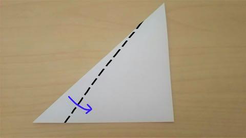 折り紙・落ち葉 2
