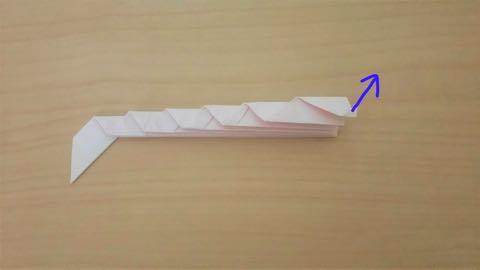 折り紙・落ち葉 6ー2