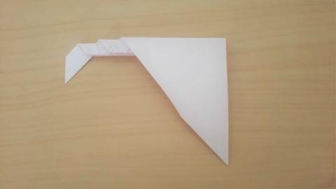 折り紙・落ち葉 6ー1