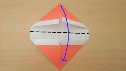 折り紙・栗 5
