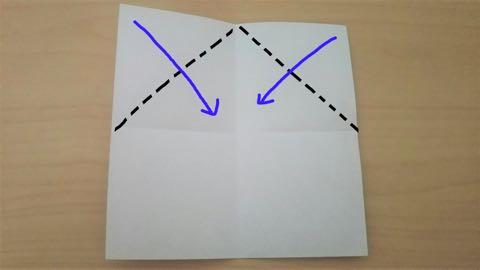 折り紙きのこ2