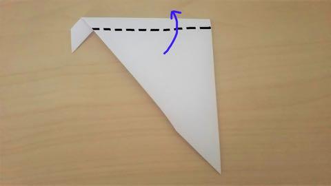 折り紙・落ち葉 4