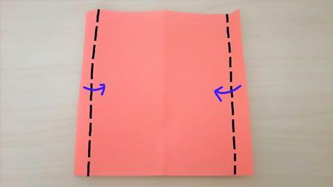 折り紙・栗 3