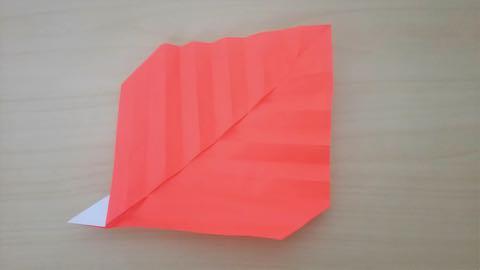 折り紙・落ち葉 10