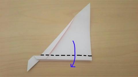 折り紙・落ち葉 5
