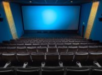映画館とスクリーン