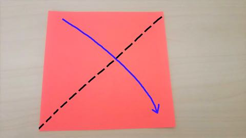 折り紙・落ち葉 1