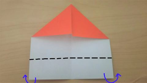 折り紙きのこ3