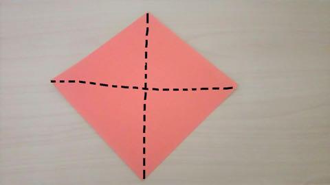 折り紙・どんぐり 1