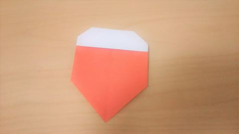 折り紙・どんぐり 7