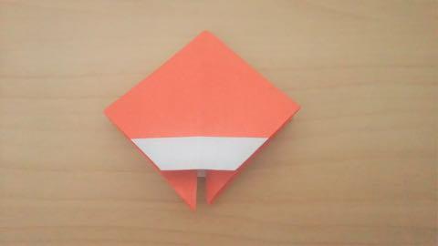 折り紙・栗 7ー3