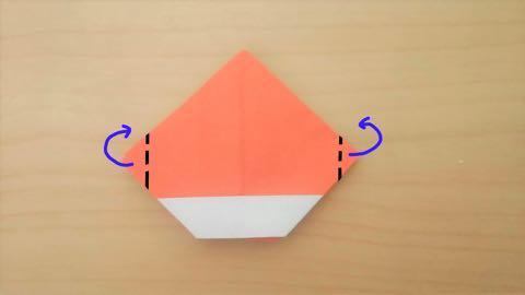 折り紙・栗 12