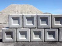 コンクリートのブロック