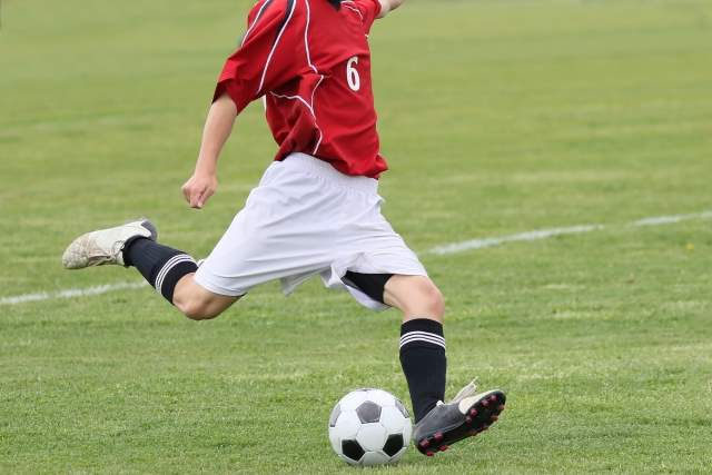 football-playing