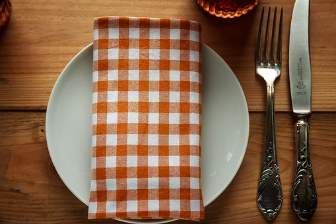 食器類にランチョンマット